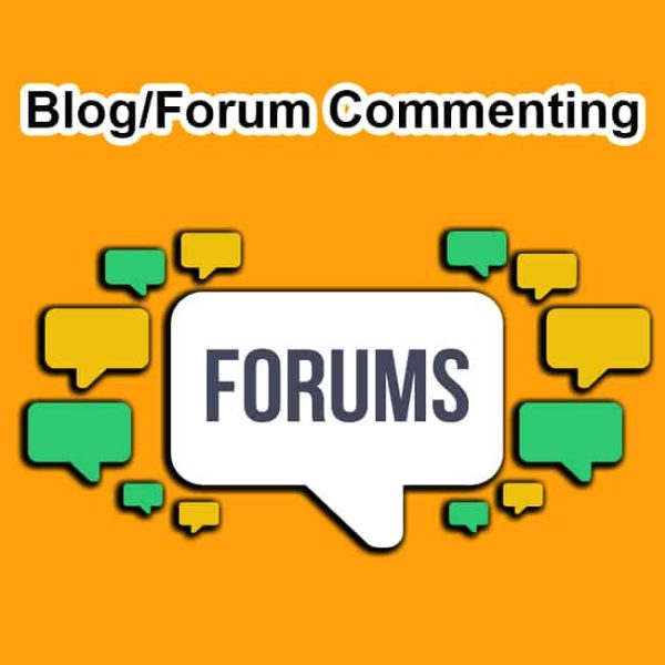 Blog Forum Commenting