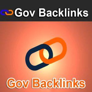 Buy Gov Backlinks