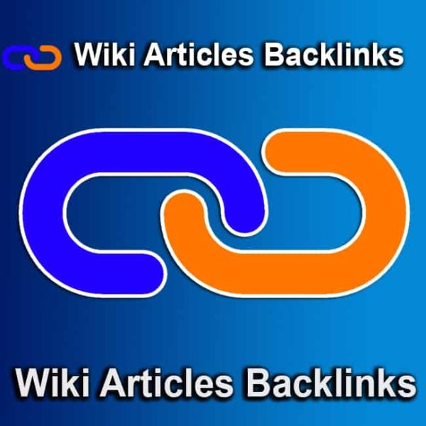 Wiki Articles Backlinks