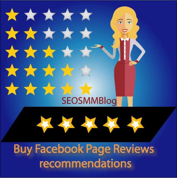 Buy Facebook Page Reviews