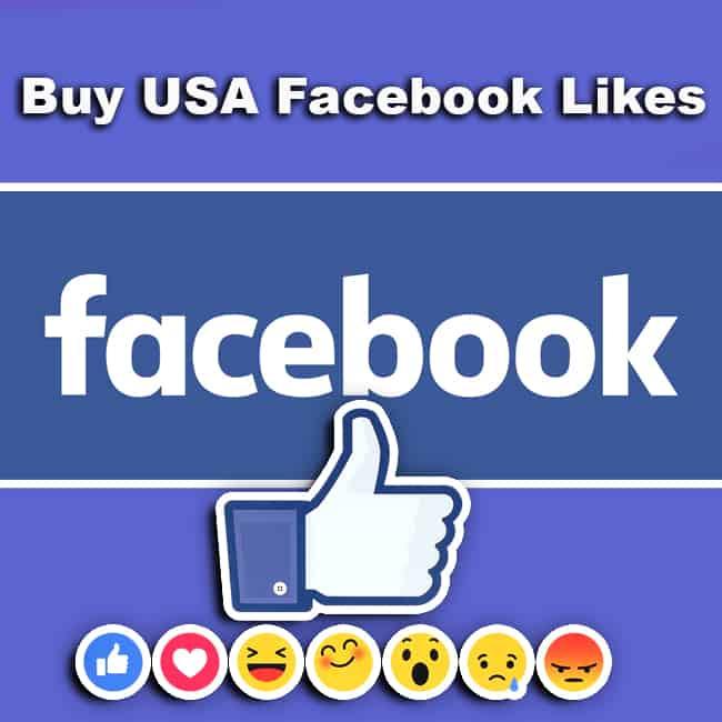 Buy USA Facebook Likes