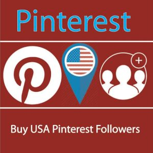 Buy USA Pinterest Followers